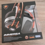 Cougar - IMMERSA Gaming Headset