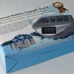 Universal Battery Charger Eco 2