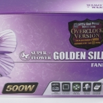 Super Flower Golden Silent Fanless Platinum SF-500P14FG